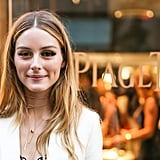 Oh Olivia Palermo, a Plain White Suit Never Looked So Damn Cool
