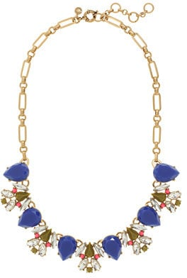J.Crew Jeweled Necklace