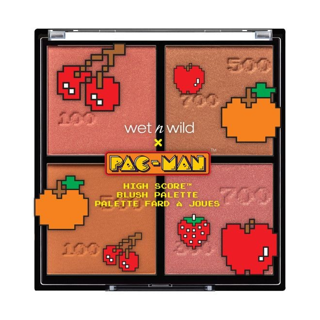 Wet n Wild Pac-Man Makeup Collection | POPSUGAR Beauty UK