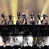 Beyoncé's On the Run II Tour Costumes