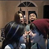 "4. ""Call Me Maybe,"" Feat. Justin Bieber, Selena Gomez, and Ashley Tisdale"