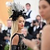When Rita Ora Redefined the Flower Crown