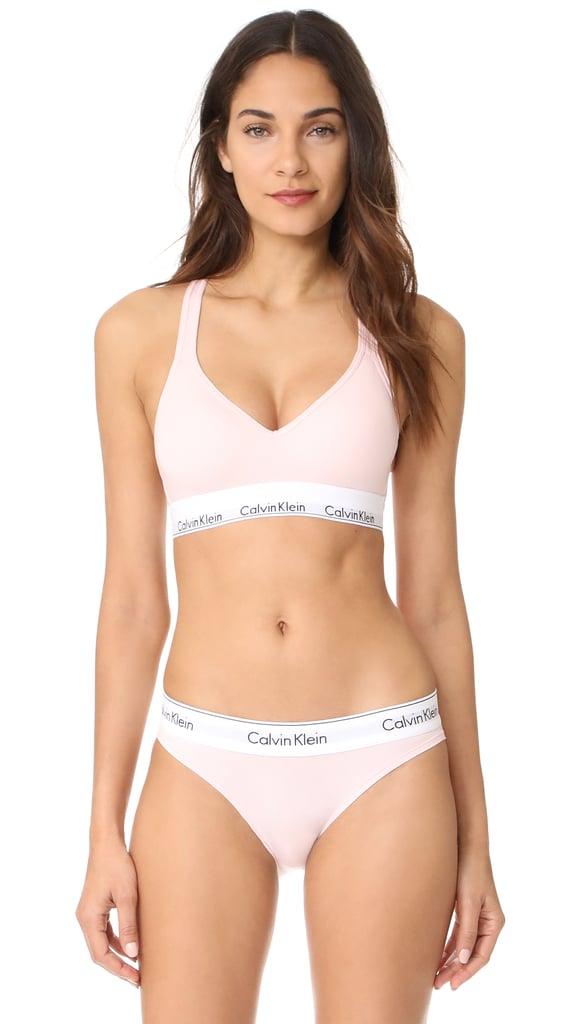 15fb6a396e48 Calvin Klein Underwear Modern Cotton Bralette | Best Push-Up Bras ...
