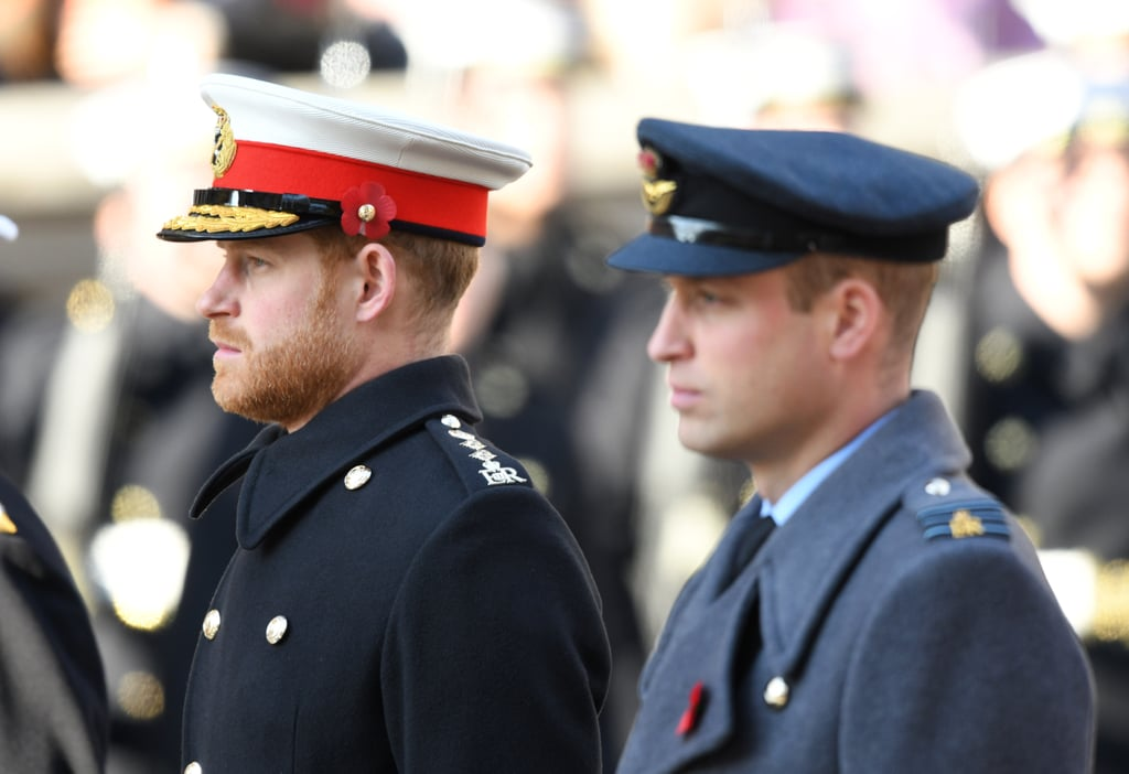 "Prince William and Prince Harry Are ""on Different Paths"""
