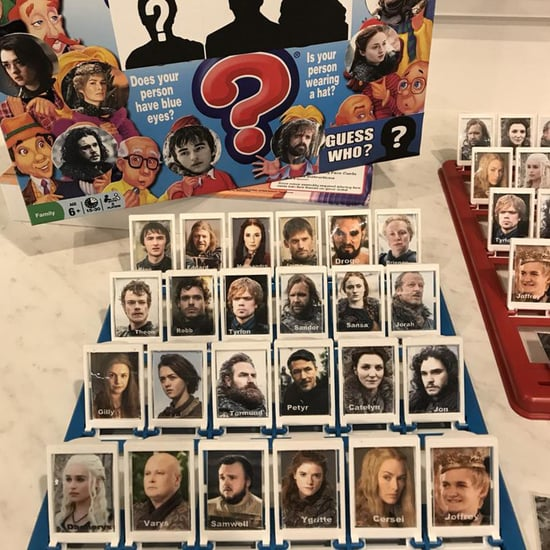 Game of Thrones Guess Who Game