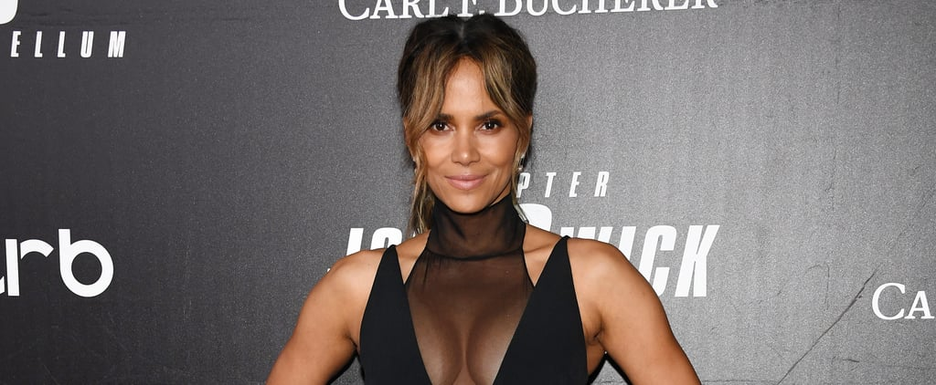 Halle Berry's Ab Workout