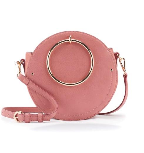 O-Ring Circle Crossbody Bag