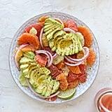 Avocado Citrus Breakfast Salad