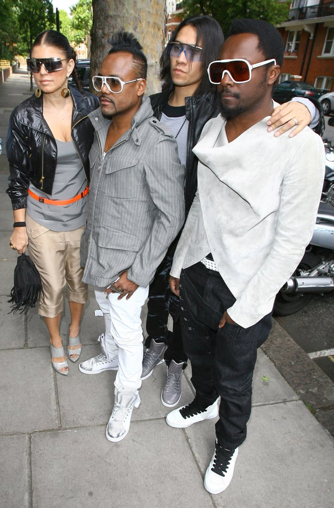 Black Eyed Peas in London