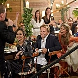 Pippa Middleton, David Ross, and Kate Cecil went to the Autumn dinner and All Saints party in aid for Too Many Women.