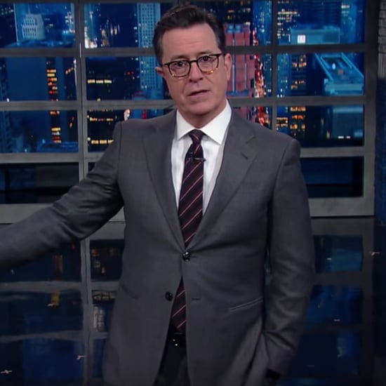 Stephen Colbert Explains Mike Flynn's Resignation