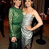 Elizabeth Banks and Amy Adams