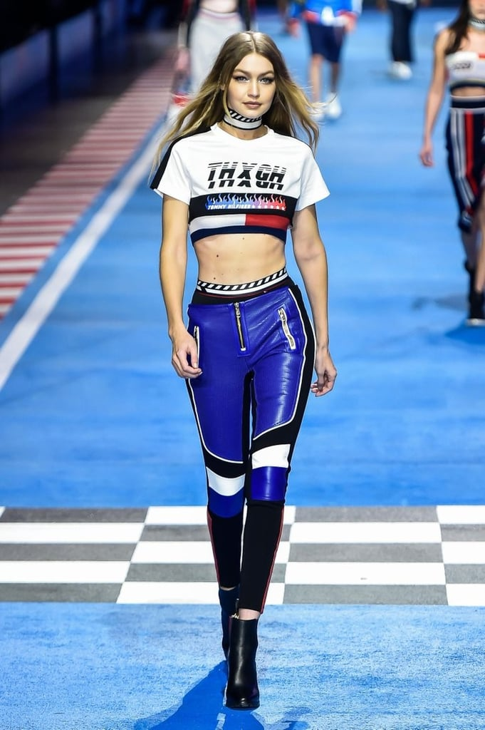 Gigi Hadid x Tommy Hilfiger Collection Spring 2018