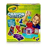 For 5-Year-Olds: Crayola Crayon Factory