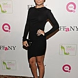 Nicole Richie on the red carpet in NYC.