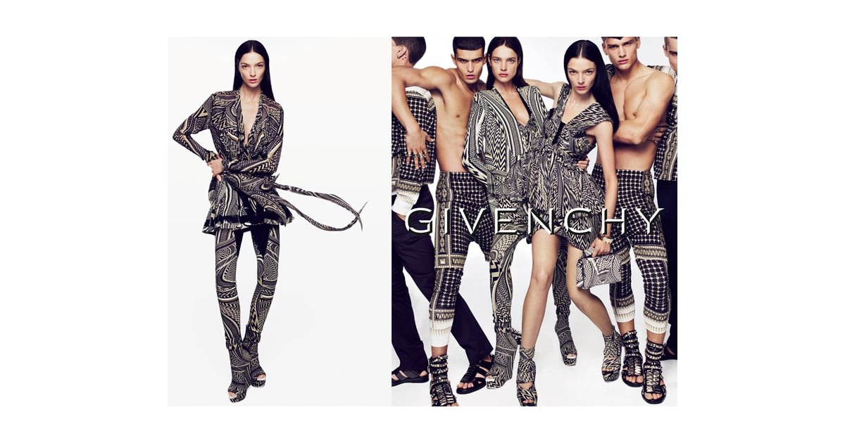 Givenchy Spring 2010 Ad Campaign Starring Natalia ...
