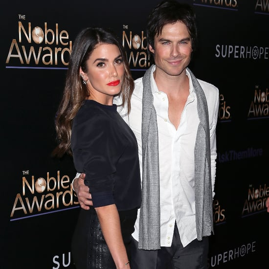 Nikki Reed and Ian Somerhalder Are Married