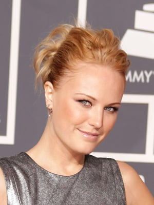 Malin Akerman at Grammys