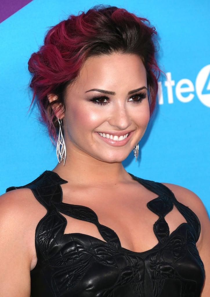 2014 | Demi Lovato's Eyebrows | POPSUGAR Latina Photo 15