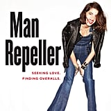 Man Repeller: Seeking Love. Finding Overalls. Fashion blogger Leandra Medine has made a name for herself with her adventurous sartorial choices and sense of humor, and now she combines both in her first book, Man Repeller: Seeking Love. Finding Overalls. Leandra shares personal stories, drawing comparisons between her style choices and her love life in this honest and witty collection of essays. Out Sept. 10