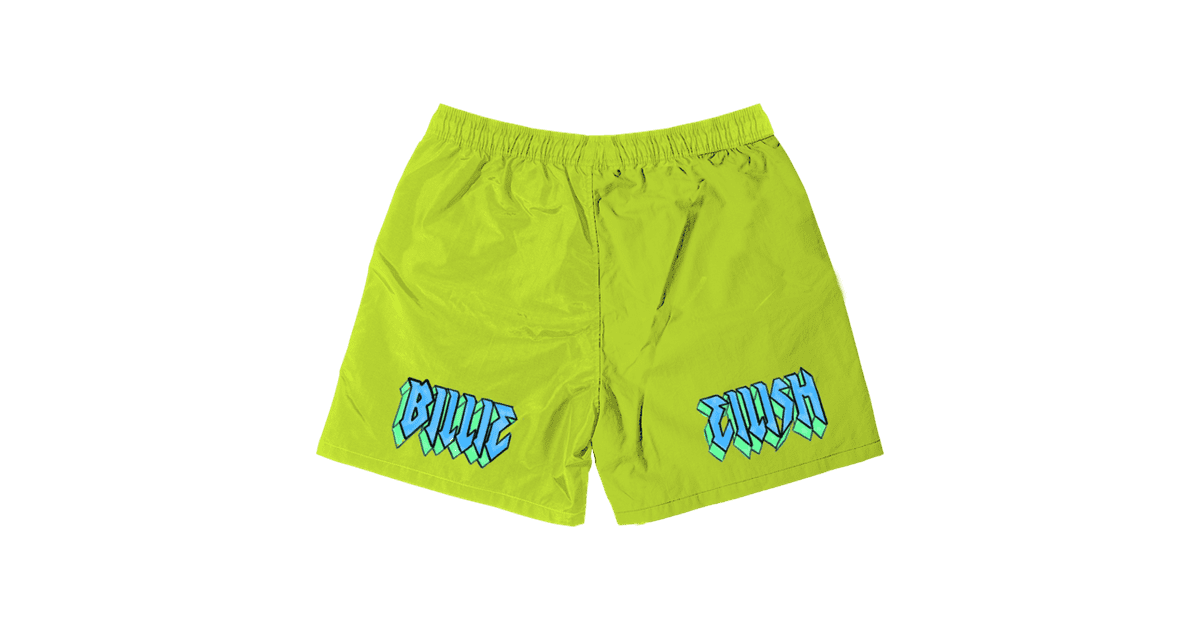 Billie Eilish Flames Shorts All The Good Girls Are Getting These Billie Eilish Gifts For Christmas Popsugar Entertainment Photo 24