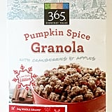 Whole Foods 365 Pumpkin Spice Granola