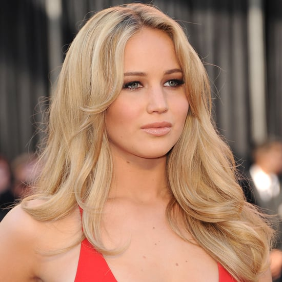 Red Carpet Celebrity Beauty: Jennifer Lawrence Hair & Makeup