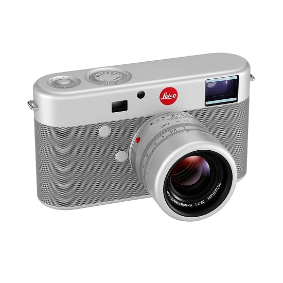 Leica Designed by Jony Ive
