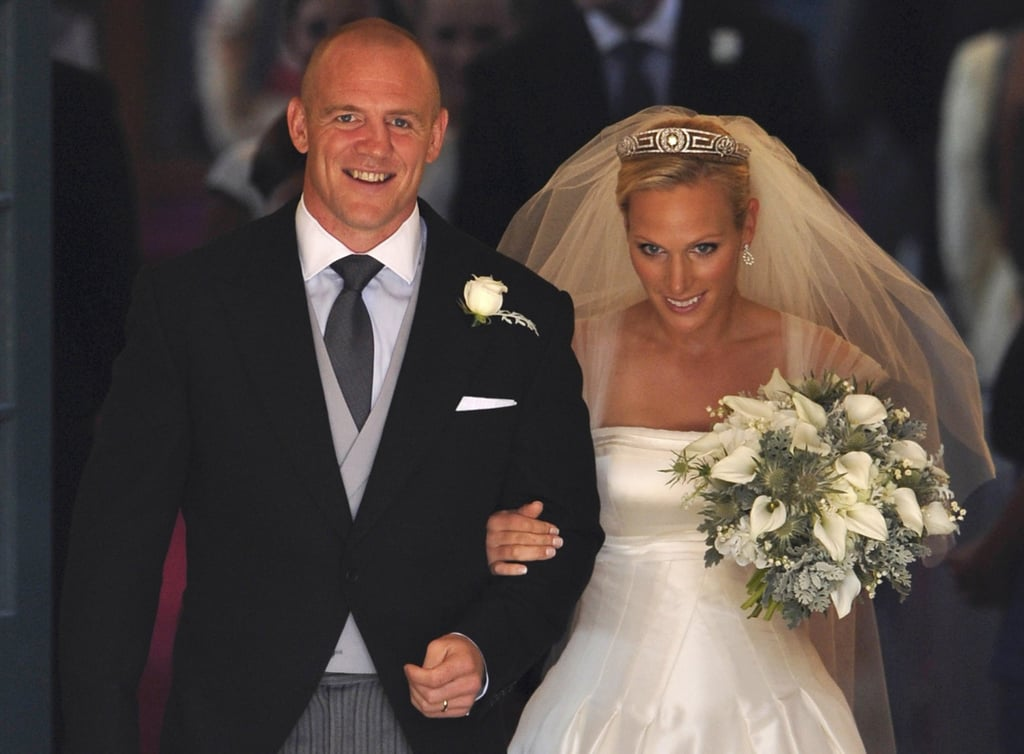 Zara Phillips and Mike Tindall's Wedding