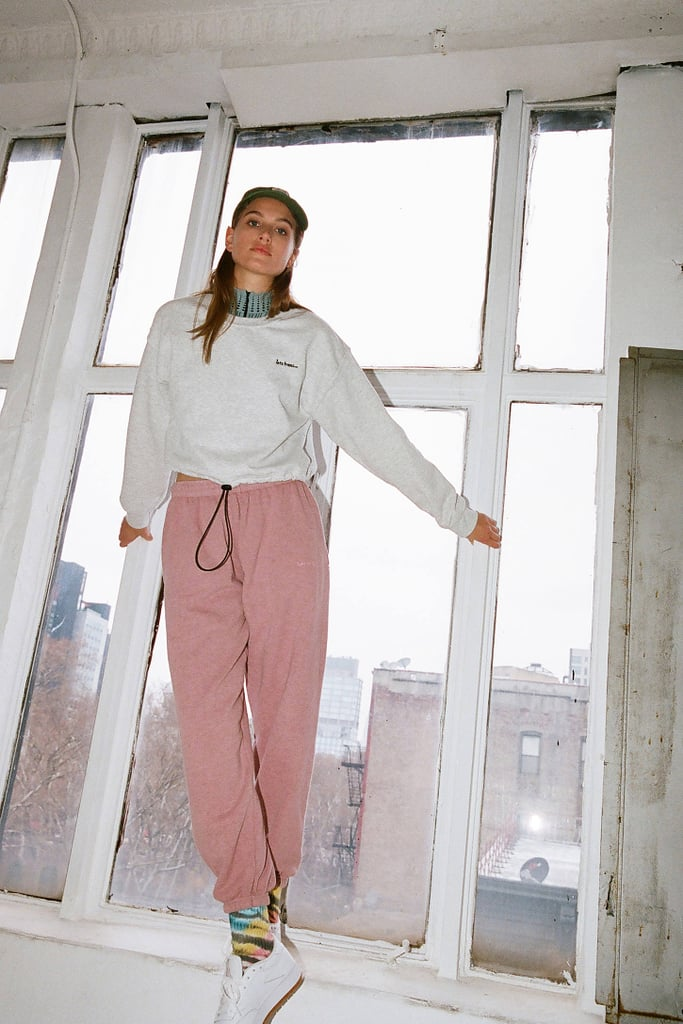 iets frans… Embroidered Jogger Pants
