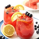 Watermelon Blueberry Sangria