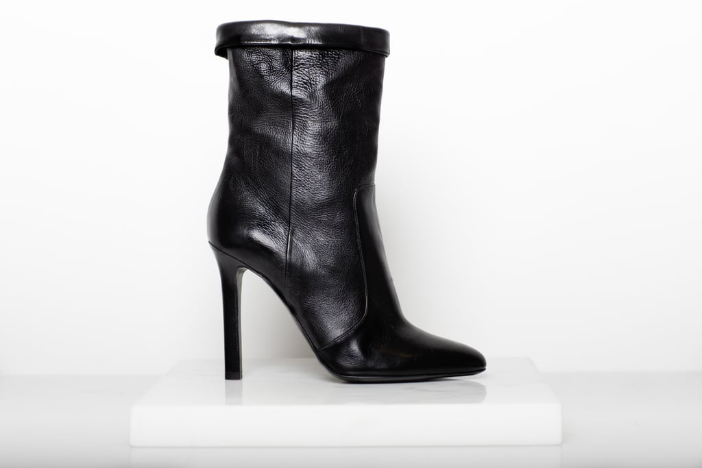 Rebel Calf Bootie in Black Photo courtesy of Tamara Mellon