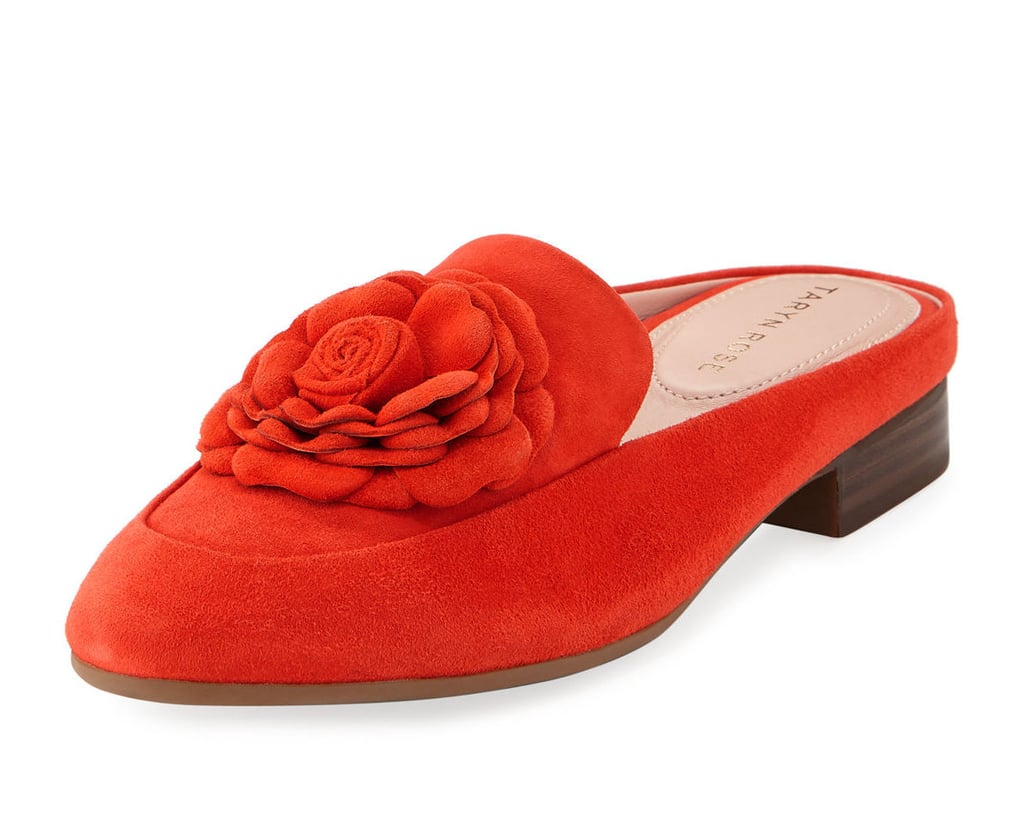 Taryn Rose Blythe Suede Loafers