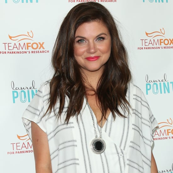 Tiffani Thiessen Interview December 2016