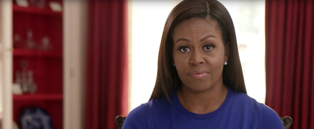 Michelle Obama's First Ad For Hillary Clinton Is Exactly What You'd Expect