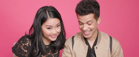 Lana Condor and Jordan Fisher P.S. I Still Love You Video