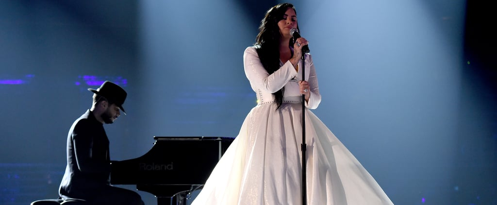 Who Played Piano During Demi Lovato's Grammys Performance?
