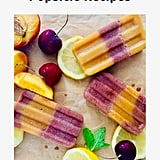 Dietitian-Recommended Healthy Popsicle Recipes