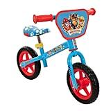 Paw Patrol Balance Bike