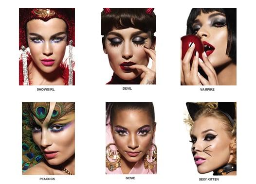 Sephora Halloween Makeup Kits