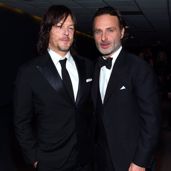 Pictures of Norman Reedus and Andrew Lincoln