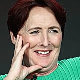 Fiona Shaw at the Television Critics Association Press Tour in 2019