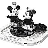 Steamboat Willie Lego Set 2019