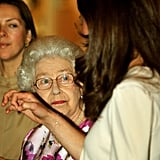 """The Queen: """"Excuse Me, Commoner, What Was That?"""""""