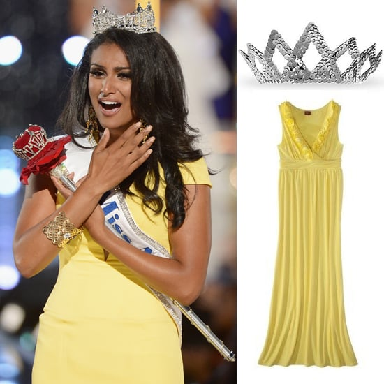 Nina Davuluri Is Crowned Miss America