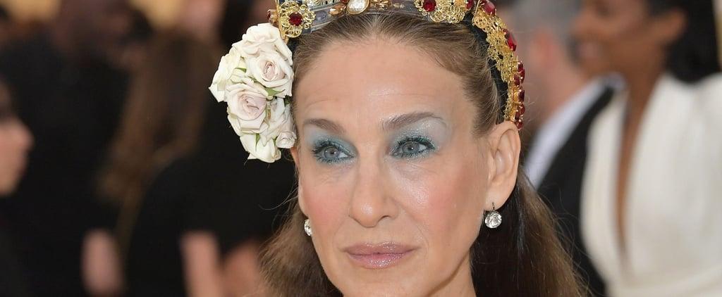 Sarah Jessica Parker's Eyeshadow at the Met Gala 2018