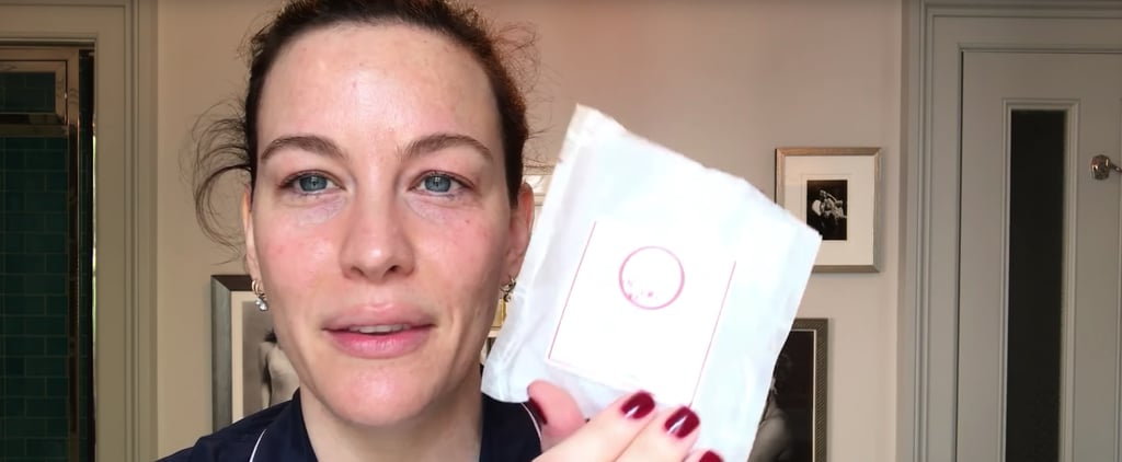 Liv Tyler's Beauty Routine Video