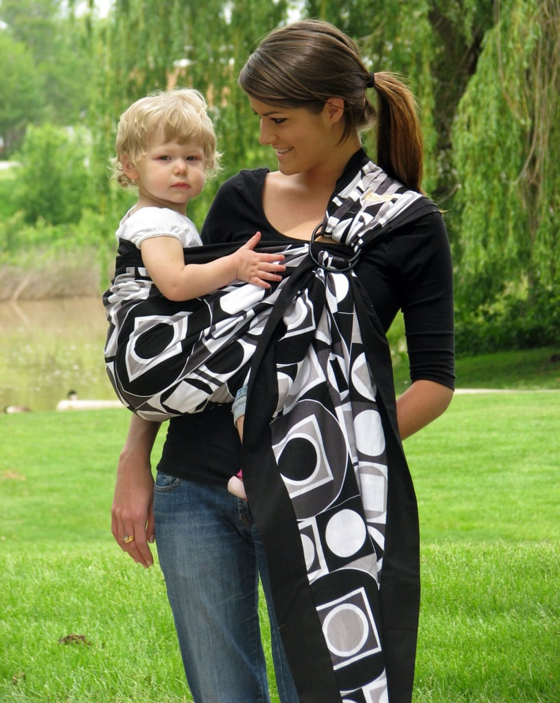 Prestige Ring Sling Baby Carrier ($95)