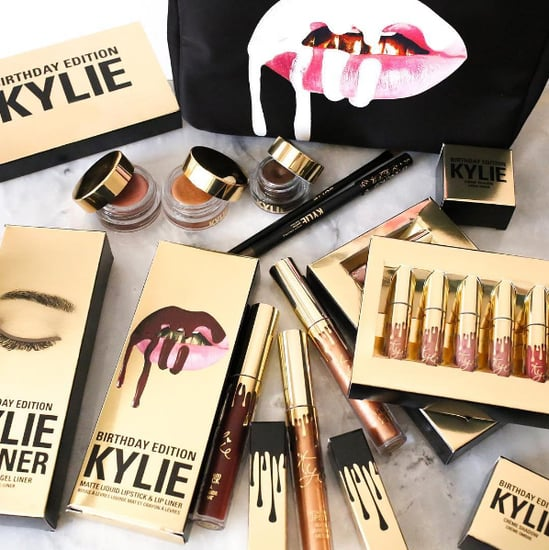 Kylie Cosmetics Birthday Collection 2016