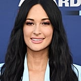 Kacey Musgraves's Soft Pink Sparkles